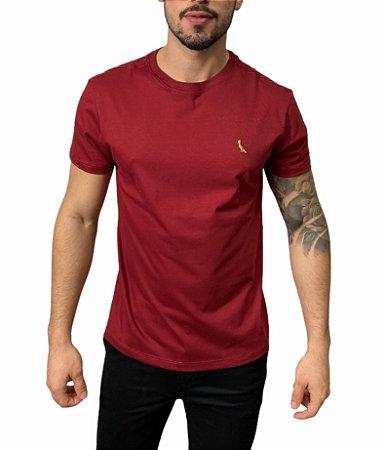 Camiseta Reserva Básica Vermelha