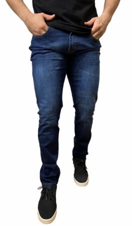 Calça Jeans Armani Exchange Azul Denim