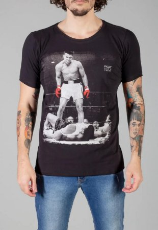 Camiseta Red Feather Fight Like a Champ