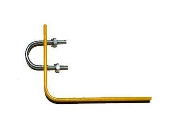 suporte para coletor de parede