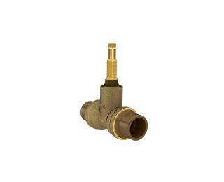 Base registro de pressão mvs para PVC 25MM 3/4