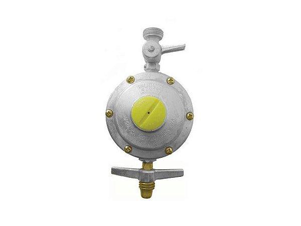 Registro Regulador Válvula Gás Aliança 2kg/h 506/10