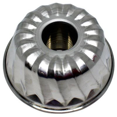 Forma para bolo espiral 23cm - alumínio