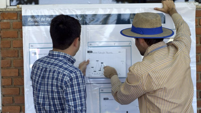 Kit Completo - Todos os paineis de indicadores do Sistema MDA