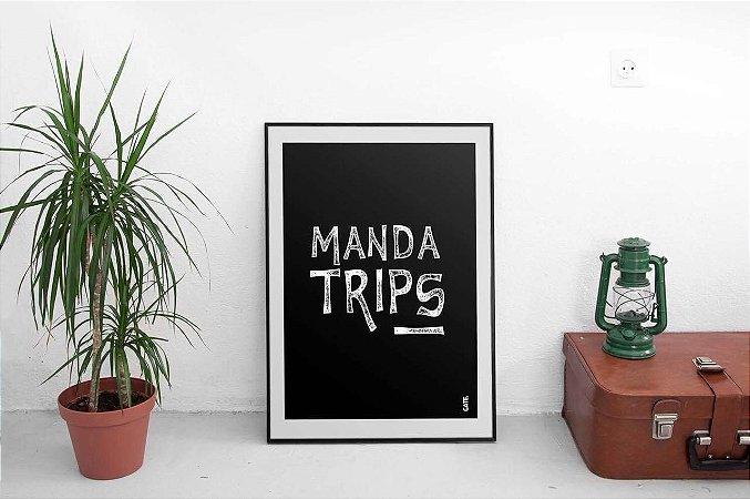 Pôster Manda Trips