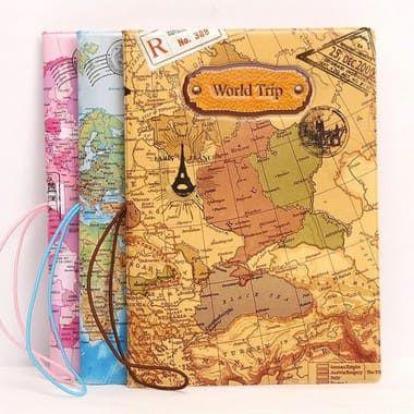 Passaporte World Trip