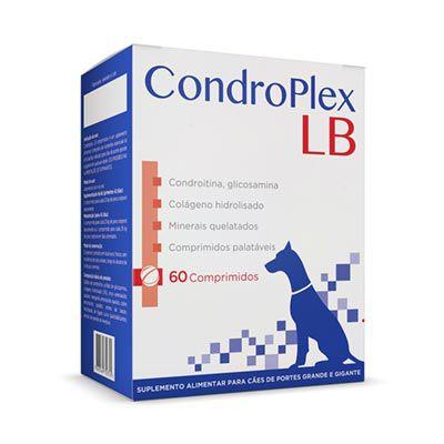 Condroplex LB Avert - 60 Comprimidos
