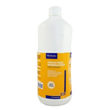 Shampoo Dermatólogico Peroxydex Spherulites Virbac 1 Litro