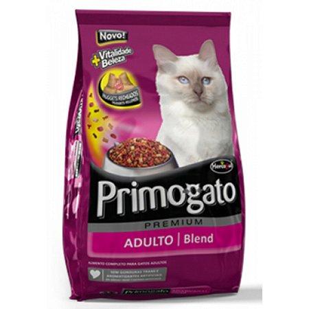 Ração Premium Para Gatos Primogato Blend 10,1 kg