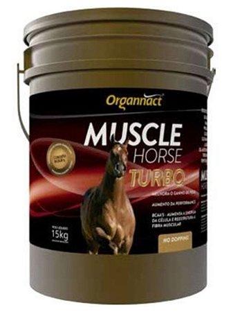 Muscle Horse Turbo Organnact 15 Kg