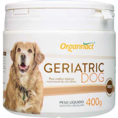 Suplemento Mineral Organnact Geriatric - 400 G