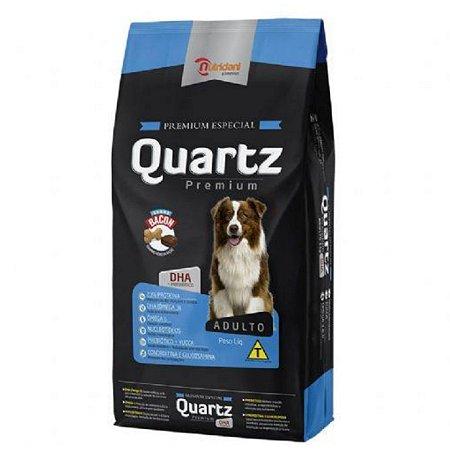 Ração Quartz Premium Sabor Bacon