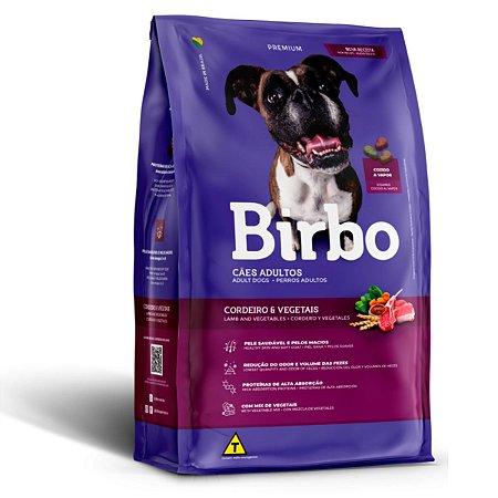 Ração Para Cães Adultos Birbo Premium Cordeiro & Vegetais