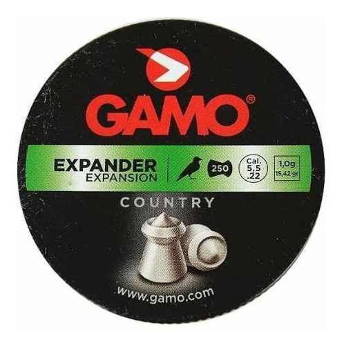 Chumbinho Gamo Expander Expansion Country 5.5mm 250un