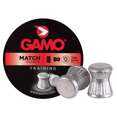 Chumbinho Gamo Match Classic 5.5mm 250un