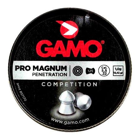 Chumbinho Gamo Pro-magnum Penetration 5.5mm 250 Un