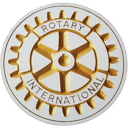Quadro Rotary Entalhado no MDF