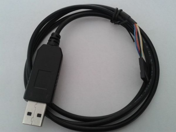 Cabo serial USB/TTL