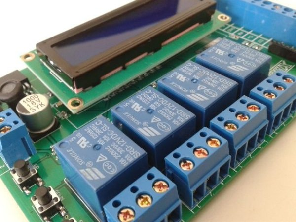 Arduino Complete Board