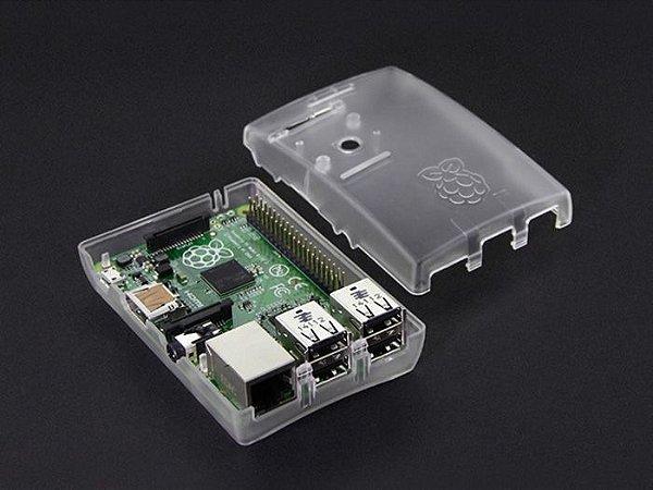 Caixinha para raspberry Pi 2 / B+ case