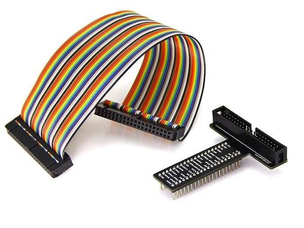 Adaptador de protoboard para Raspberry