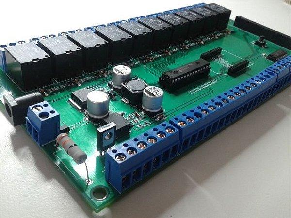 Raspberry shield de automação Residencial