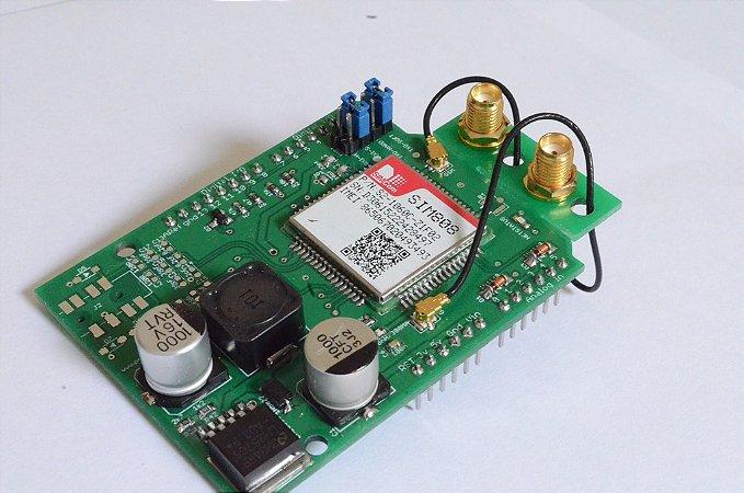 Sim808 GPS / GSM