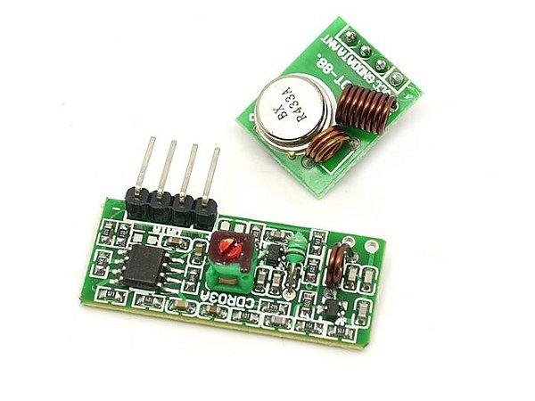433 Mhz RF Link Kit