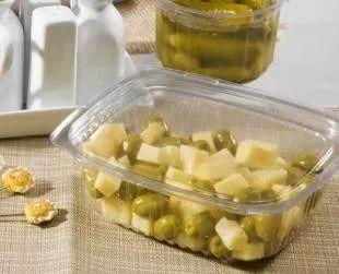Embalagem Pet para pastas, compotas, multiuso 1.000 ml caixa com 200 unidades - S94 - Sanpack