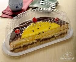 Embalagem Meia torta - Galvanotek GMT - 1KG - Caixa Com 100 Unidades