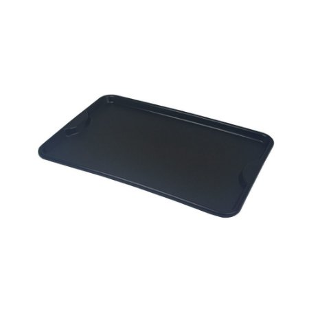 Bandeja plástica unidade - S400 preto - Supercron