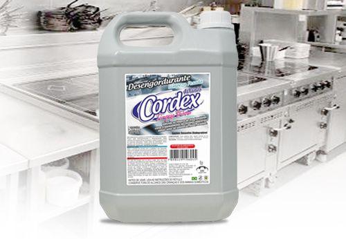 Desengordurante - 5l - Cordex