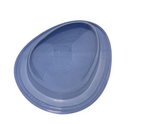 Forma especial com silicone super ovo páscoa 1Kg - Ref 53 - BWB