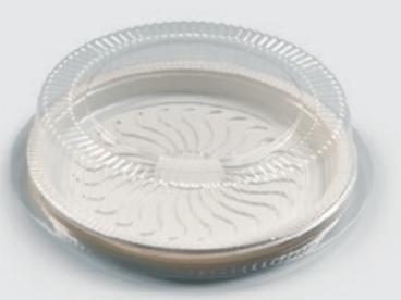 Embalagem PET Torta pacote com 10 unidades - Sanpack - S40