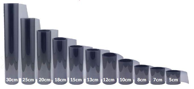 Tira de acetato 1 unidade 15cmX2m - Ref 9311- BWB
