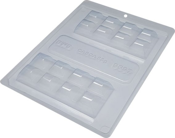 Forma tablete barra - 150g - Ref 9697 - BWB
