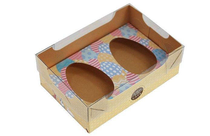 Caixa encanto kids 250g páscoa doce - pacote com 10 - Ideia