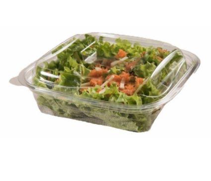 Saladeira suprema caixa com 180 unidades - 1000ml - G24 - Galvanotek