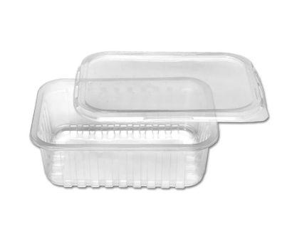 Pote freezer/microondas 500ml caixa com 100 - G306 - Galvanotek