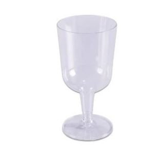 Taça veneza 170ml cristal pacote com 8 unidades - Prafesta