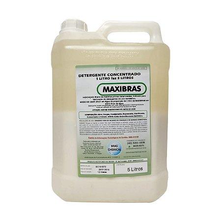 Detergente Concentrado MAXIBRAS