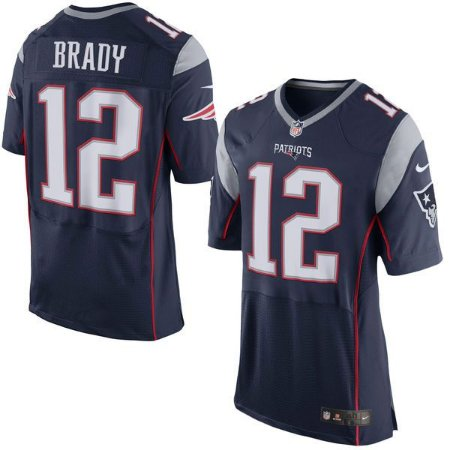 Jersey - 12 Tom Brady - New England Patriots