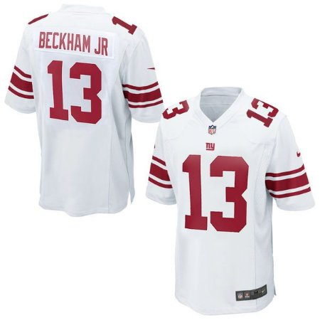 Jersey - 13 Odell Beckham Jr - New York Giants - MASCULINA