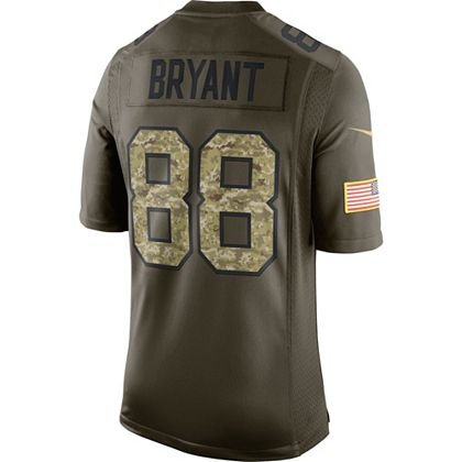 Jersey - 88 Dez Bryant - Salute to Service - Dallas Cowboys