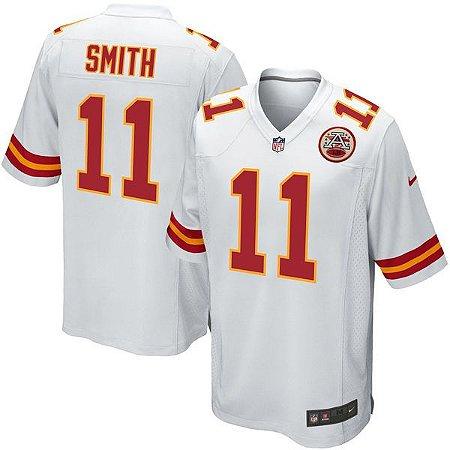 Jersey - 11 Alex Smith - Kansas City Chiefs - MASCULINA
