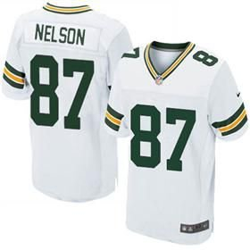 Jersey - 87  Jordy Nelson - Green Bay Packers - MASCULINA