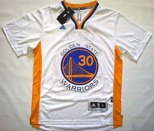 PRONTA ENTREGA -  Jersey - 30 Stephen Curry  - Golden State Warriors - MASCULINA