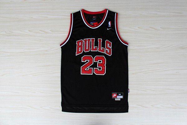 Jersey  - 23 Michael Jordan - Chicago Bulls Nike - MASCULINA