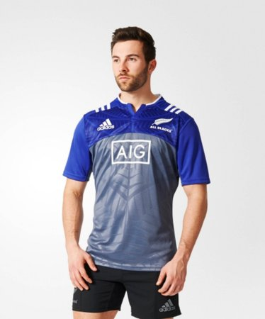Camisa Adidas All Blacks Rugby Treino 2017