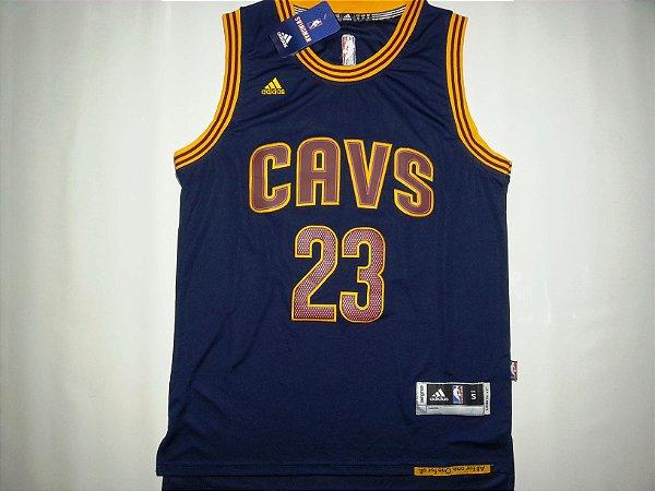 PRONTA ENTREGA - Jersey - 23 LeBron James - Cleveland Cavaliers Adidas - MASCULINA